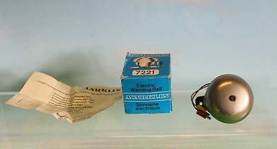 Marklin 7221 Electric Warning Bell Boxed With Instructions Working Ho/oo