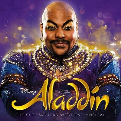 ALADDIN THE MUSICAL Ticket & Hotel Package - LONDON THEATRE BREAK for ONLY £149