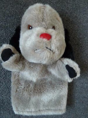 Sooty & Sweep Hand / Glove Puppet Sweep Soft Plush Cuddly Toy