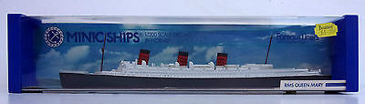 Minic Ships RMS Queen Mary M703 Hornby / Triang ship 1:1200 Scale BNIB