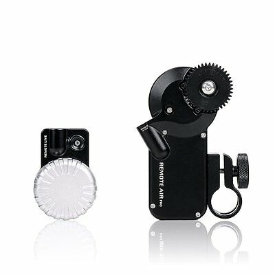 PDMOVIE Remote Live II Thumb Wheel Controller Follow Focus Kit (Single Channel)