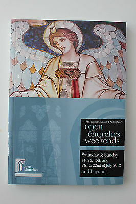 Open Churches Weekends July 2012 Onwards Southwell & Nottingham Diocese
