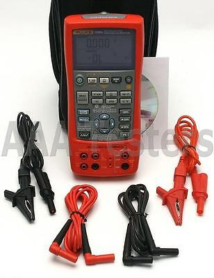 Fluke 725Ex Multifunction Process Calibrator Intrinsically Safe 725 Ex