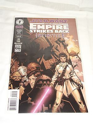 Star Wars Infinities The Empire Strikes Back Issue 2 of 4 DARK HORSE COMICS NEW