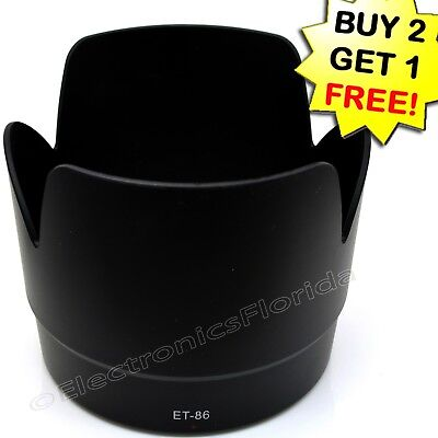 Camera Lens Hood ET-86  for Canon 70-200mm f/2.8L IS II USM e185