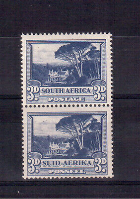 SOUTH AFRICA 1940 # 57 Pair, MINT VF HINGED, SCOTT is $5.00 !!1