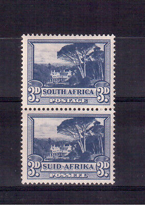 SOUTH AFRICA 1940 # 57 Pair, MINT VF HINGED, SCOTT is $5.00 !!2