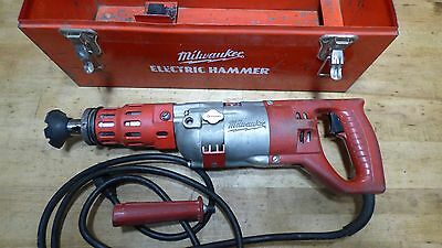 Milwaukee Heavy Duty 3/4 Electric Rotary Hammer Drill 5351