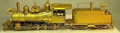 NOS Sn3 Scale OMI #1722 Brass 2-8-0 Colorado & Southern #70