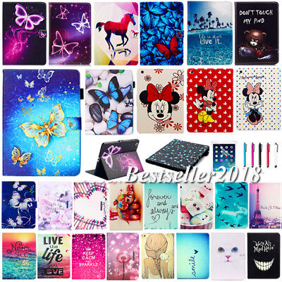 "For Apple iPad mini Air Air2 Pro iPad 2 3 4 7.9/9.7"" Smart PU Leather Case Cover"