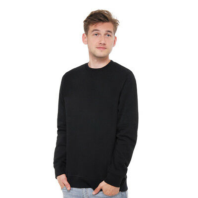 Dickies - Washington Sweater Black Pullover Rundhals