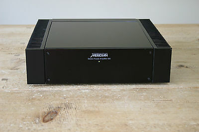 Meridian 555 Dual Mono Stereo Power Amplifier (1 of 2)
