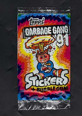Topps - Garbage Gang '91 Bubble Gum Card Wrapper
