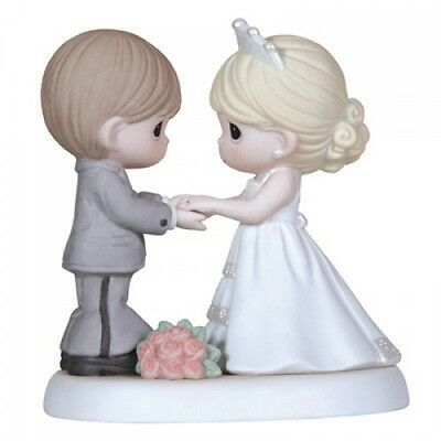Precious Moments From This Day Forward Porcelain Wedding Figurine