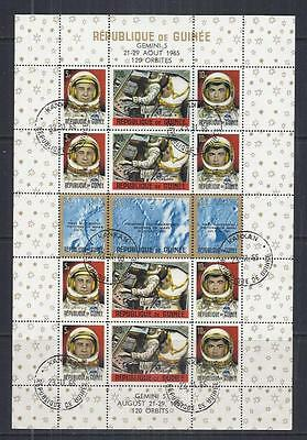 y633 Republic De Guinee / A Small Collection Early & Modern Used