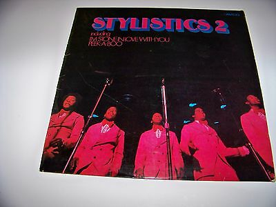 Stylistics 2 Including I'm Stone In Love With You Peek-A-Boo