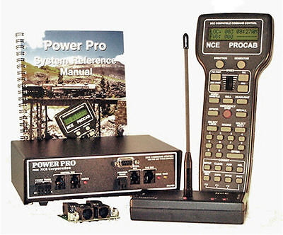 NCE PH-PRO-R Wireless 5 Amp Power Pro DCC System 524-002