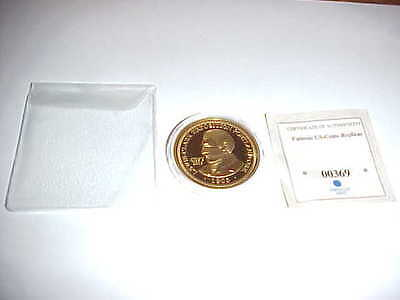 1905 Lewis and Clark $1 Gold Commemorative  Coin AMERICAN MINT PROOF With COA