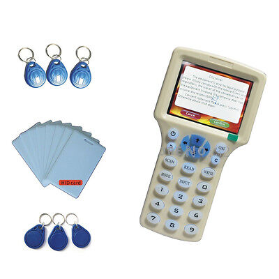 Supper 13.56MHZ RFID NFC Copier ID/IC Reader Writer /Copy UID Sector0 Encrypted