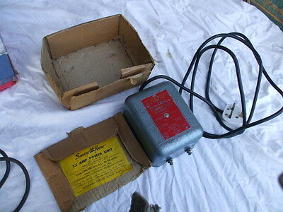 Scalextric Smoothflow Transformer From The 60S Or 70 S  Boxed