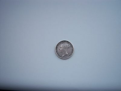 1839 Young Head Sixpence High Grade.uk Only