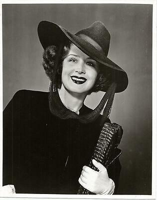 M.g.m. Mgm Starlet Norma Shearer Gorgeous Hollywood Portrait Still #3
