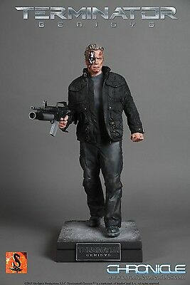 Toynami Chronicle Terminator Genisys: T-800 Guardian 1:4 scale statue