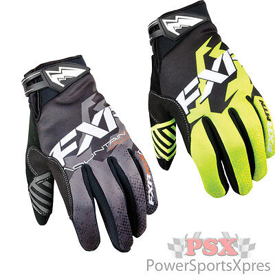 FXR Elevation Lite Snowmobile Gloves CLOSEOUT