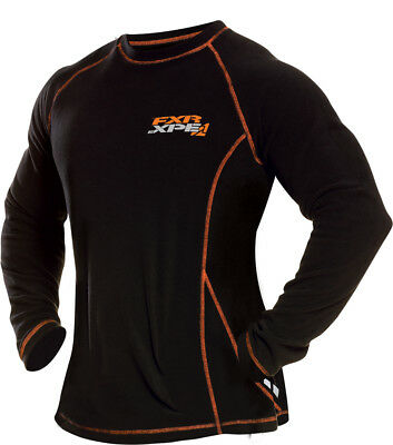 FXR Pyro Thermal Longsleeve Top Layer