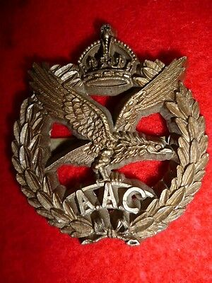 The Army Air Corps Regiment WW2 Plastic Cap Badge, KK 2264, Arnhem interest.