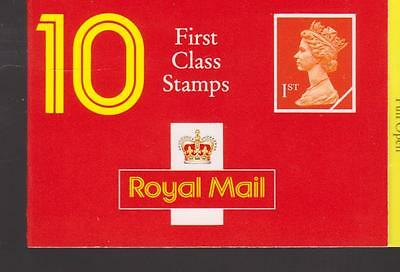 10 1st  class stamps.  in booklet