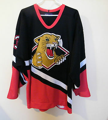 Prince George Cougars / Brad Mehalko  / Whl   - Game Worn /  Hockey Jersey.