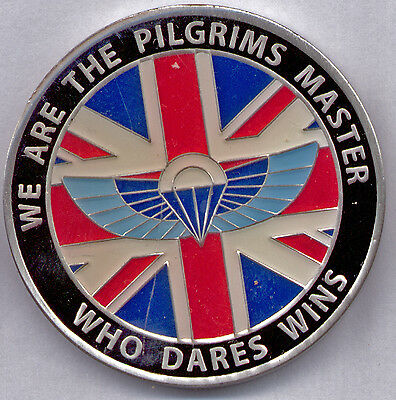 *REAL* UK Special Air Service CHALLENGE COIN UK 22SAS