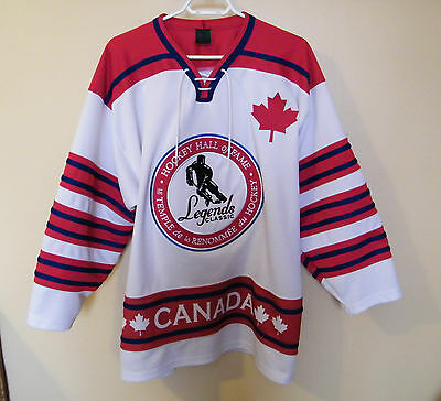 Hockey Hall Of Fame /  Legends Classic -  Hockey Jersey.