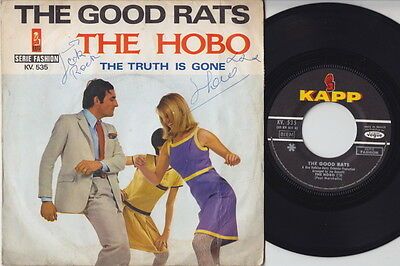 The GOOD RATS * 1967 MOD FREAKBEAT GARAGE SOUL Hammond Dancer * Listen!