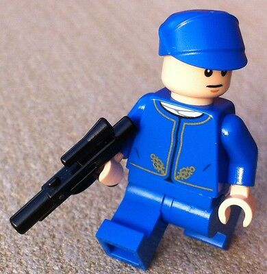 LEGO STAR WARS BESPIN GUARD minifigure from ADVENT CALENDAR 2016 75146