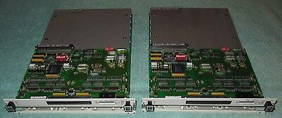 Two New Agilent E1351 FET Multiplexer VXI Card E1351A-66201 with E1403C Adapters