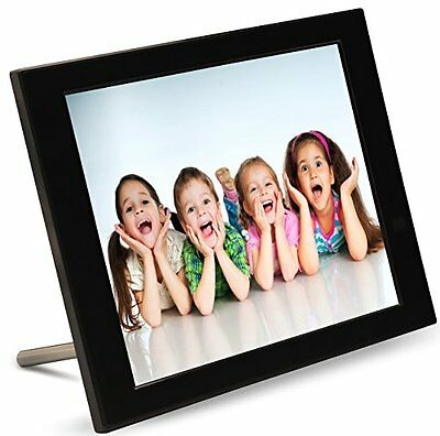 Pix-Star 15 Inch Wi-Fi Cloud Digital Photo Frame FotoConnect XD with Email, O...