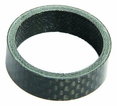 PROCRAFT Spacer Carbon 1 1/8 Zoll VE 50, 15 mm, carbon