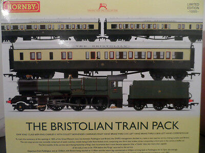 hornby r3401 the bristolian train pack [limited edition dcc ready boxed  bnib