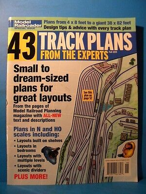 Track Plans From the Experts Model Railroader Special Issue 2011 Fall
