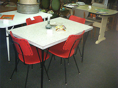 Vintage Retro c1960's Aristoc Laminate Kitchen Table by Grant Featherston