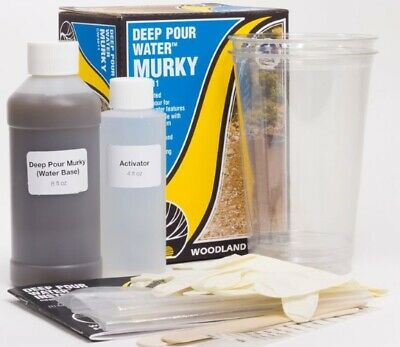 Woodland CW4511 Deep Pour Water Murky