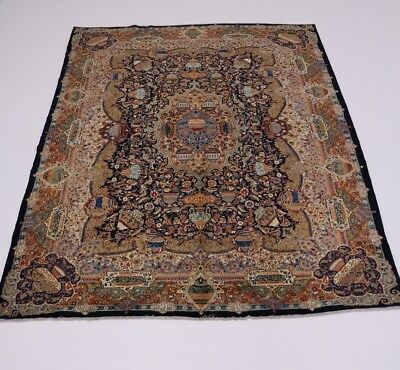 Stunning Genuine Archeological Kashmar Persian Rug Oriental Area Carpet 10X12
