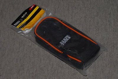 Klein Tools 3-1/2 in. Multimeter Carrying Case Bag Belt Pouch 69401