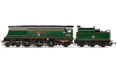 Hornby BR 4-6-2 'Bude' West Country Class - Late BR OO Locomotive R3310