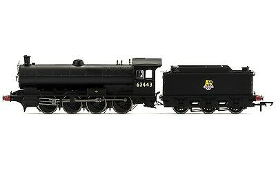 Hornby BR 0-8-0 Raven Q6 Class - BR Early OO Locomotive R3425