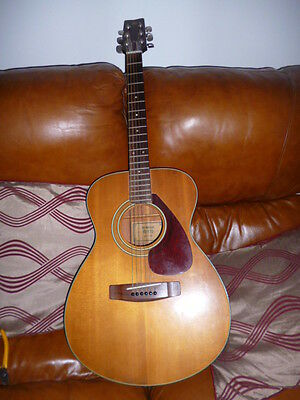 Yamaha FG-170 vintage six string acoustic guitar Taiwan  collection/own courier