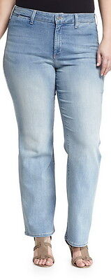 085fd7e6f921d Not Your Daughters Jeans NYDJ Tummy Tuck Manhattan Beach Trouser Jeans Size  16w