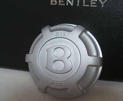 GENUINE original new OIL FILLER CAP for Bentley cars NOT PLASTIC this one !